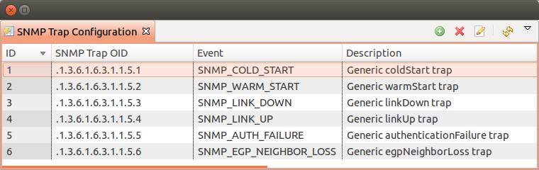 SNMP — NetXMS Administrator Guide (2 2 11)